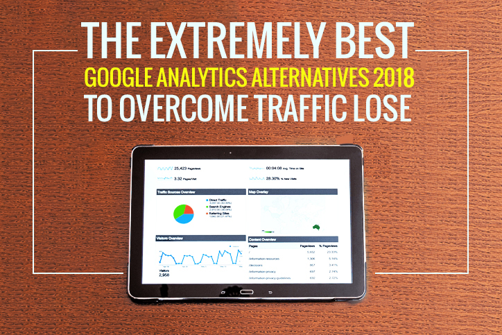 Google Analytics Alternatives 2018