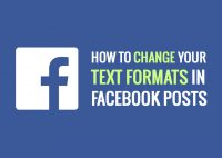 Easy-Breezy Tip to Change Facebook Format Text In Your Post