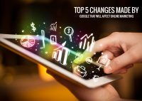 Top 5 Changes Made by Google That Will Affect Online Marketing in 2017