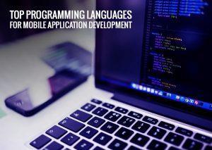 Mobile Application Development Languages