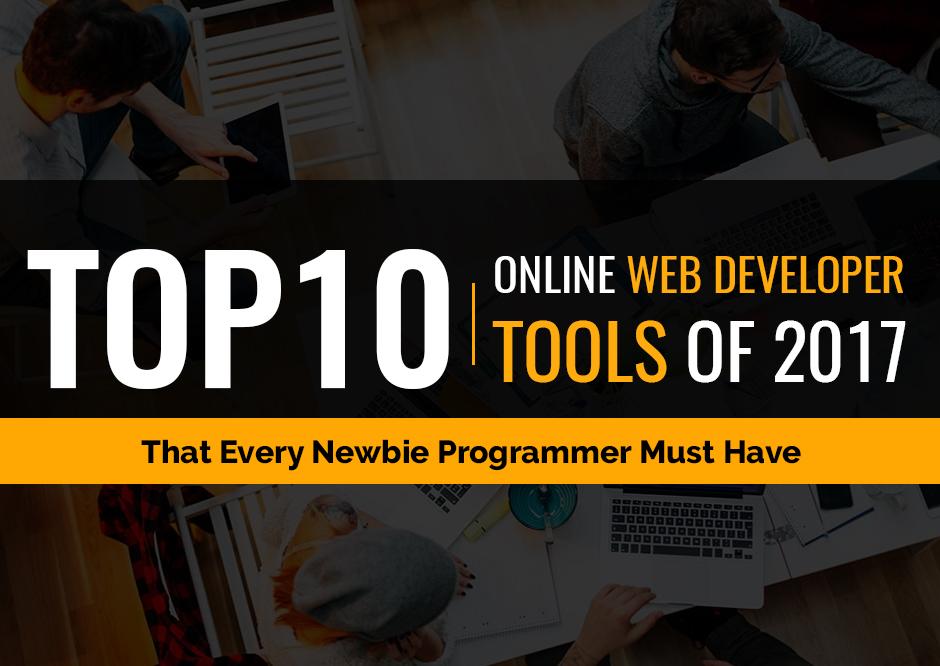 Web Developer Tools of 2017