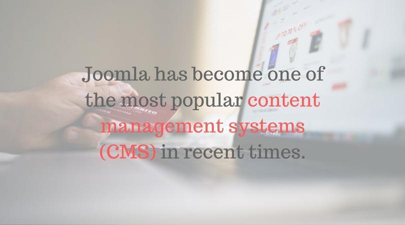 Joomla eCommerce Platform
