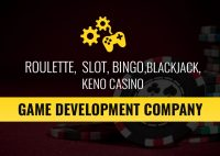 Roulette, Slot, Bingo, BlackJack, Keno Casino Game Development Company
