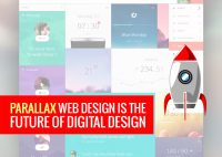 Parallax Web Design –  Single Page Website Designs for Inspiration