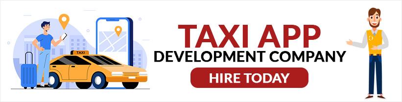 Hire Dedicated Taxi App Development Company