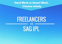 Freelancers vs SAGIPL: Hard Work or Smart Work, Choose Wisely!!