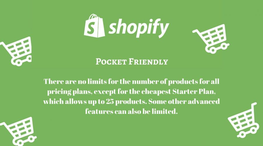 Advantages of Shopify