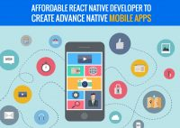 Affordable React Native Developer to Create Advance Native Mobile Apps