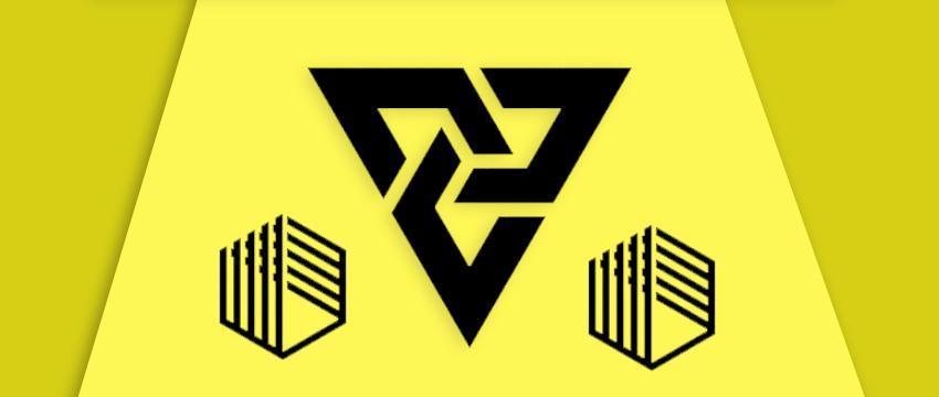 Geometric logo