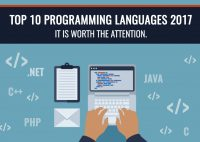 Top 10 Programming Languages 2017/2018 (It is worth the attention.)