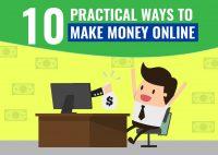10 Practical Methods to Make Money Online