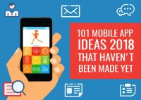 101 Mobile App ideas 2018 That Haven't Been Made Yet
