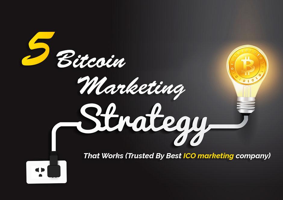 bitcoin marketing stratégia