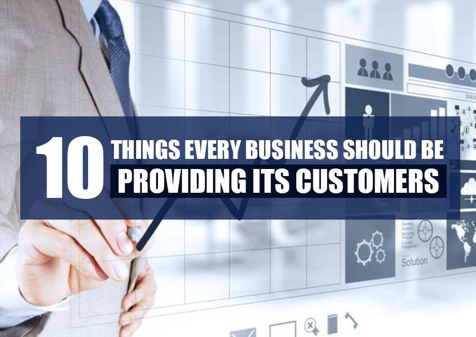 Every Business Needs To Do
