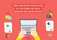 Unique and Creative Website Design, App Development and Digital Marketing Ideas for Restaurants