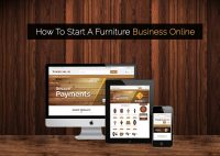 Furniture Website and Mobile App Design, Development and Marketing Company Help You To Start A Furniture Business Online