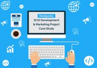 Medipedia (ICO) Development & Marketing Project Case Study