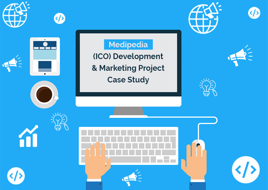 ICO Development & Marketing - Medipedia Project Case Study