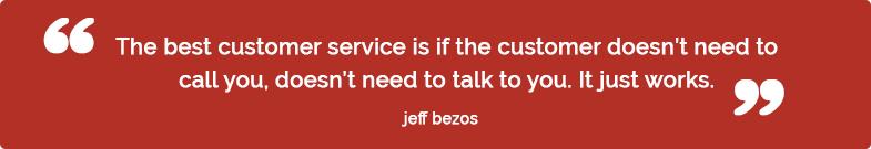 Amazon quotes