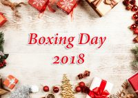 Happy Boxing Day 2018 From SAGIPL Family (Know Why, When, Where & How is Celebrate Boxing Day)