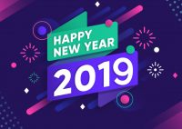 SAG IPL Wishing You A Very Happy New Year 2019 (Claim for 10% Discount On All IT Services)