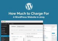 How Much to Charge For A WordPress Website in 2019