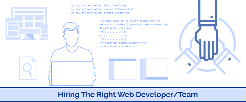 Hiring The Right Web Developer/Team