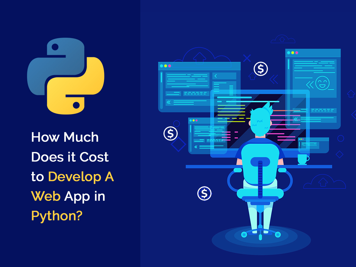Cost to Build Web App with Python