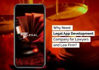 Why Need Legal App Development Company for Lawyers and Law Firm?