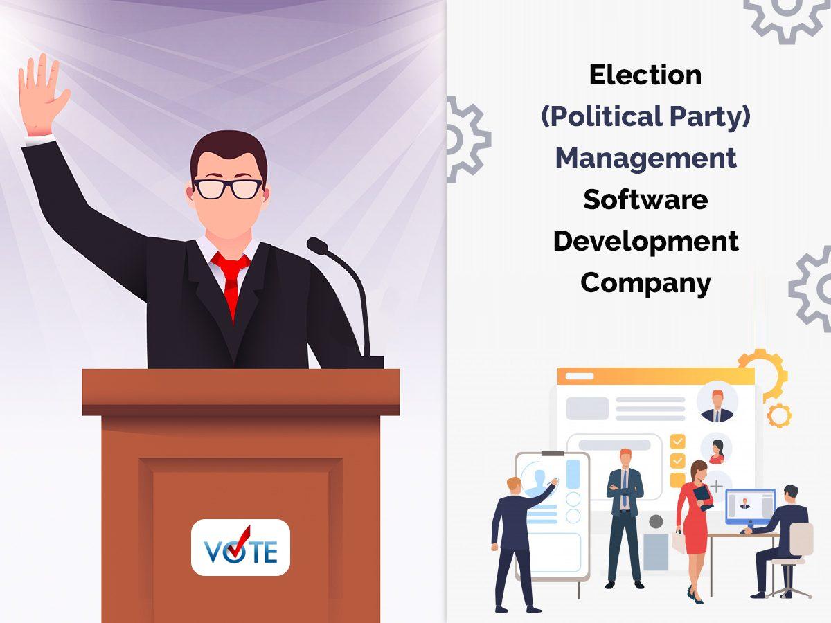 Election-Management Software Development Company