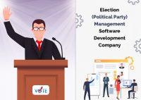 Election (Political Party) Management Software Development Company