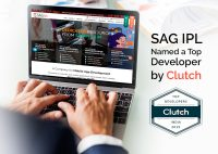 Again Great Achievement – SAG IPL Named a Top Developer by Clutch!