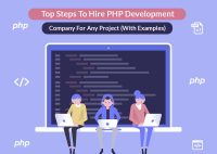 Top 10 Steps To Hire PHP Development Company For Any Project in 2020 (With Examples)