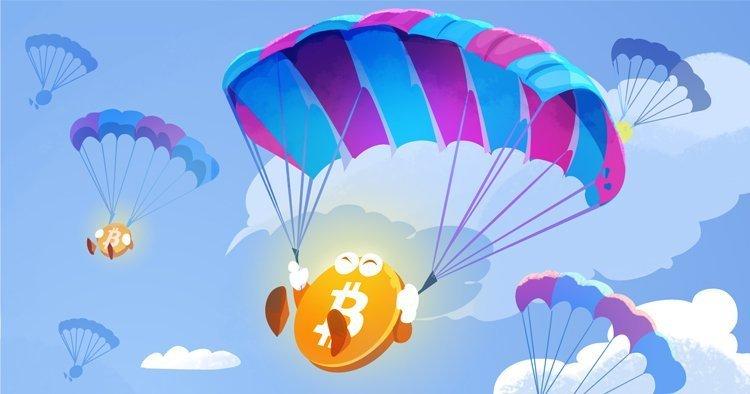 IEO Airdrop and Bonus Sale