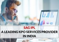 SAG IPL – A Leading Agency For KPO Services in India