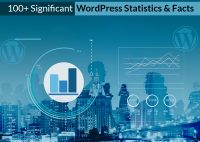 101 Significant WordPress Statistics & Facts (2019 Update)