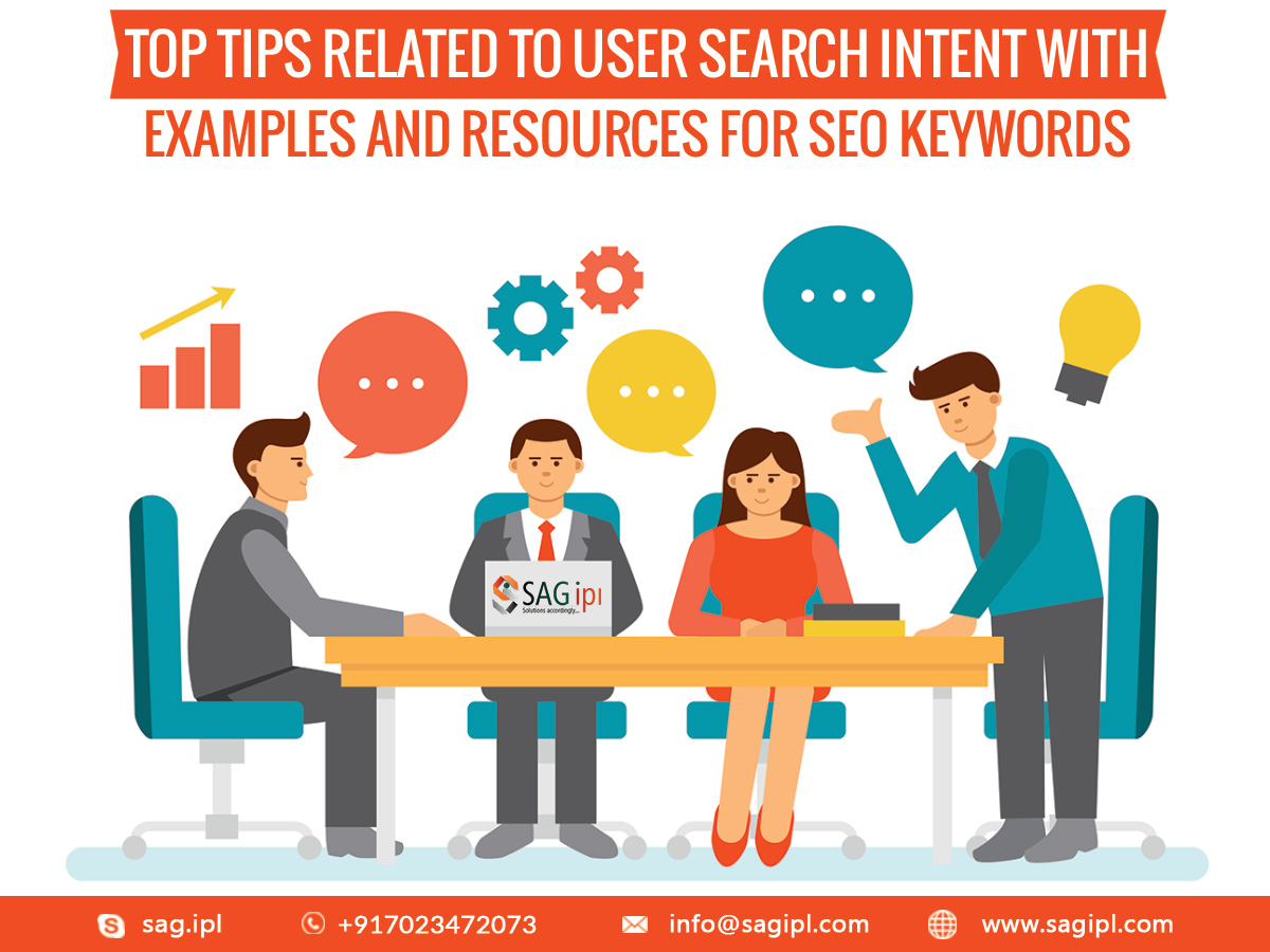 Tips related to User Search Intent with Examples