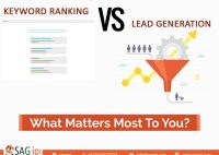 Keyword Ranking vs Lead Generation – What Matters Most To You