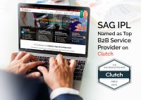 SAG IPL Named as Top B2B Service Provider on Clutch
