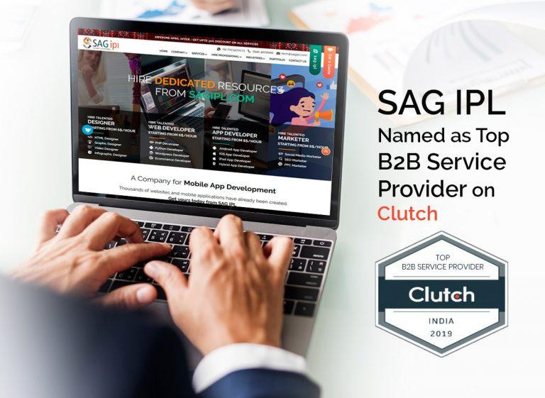 Top B2B Service Provider on Clutch