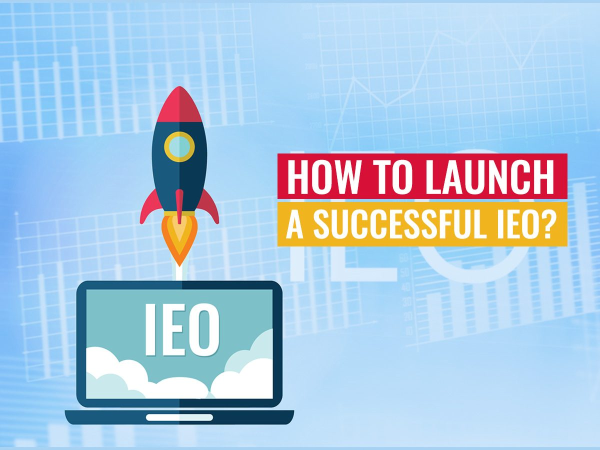 how to launch IEO