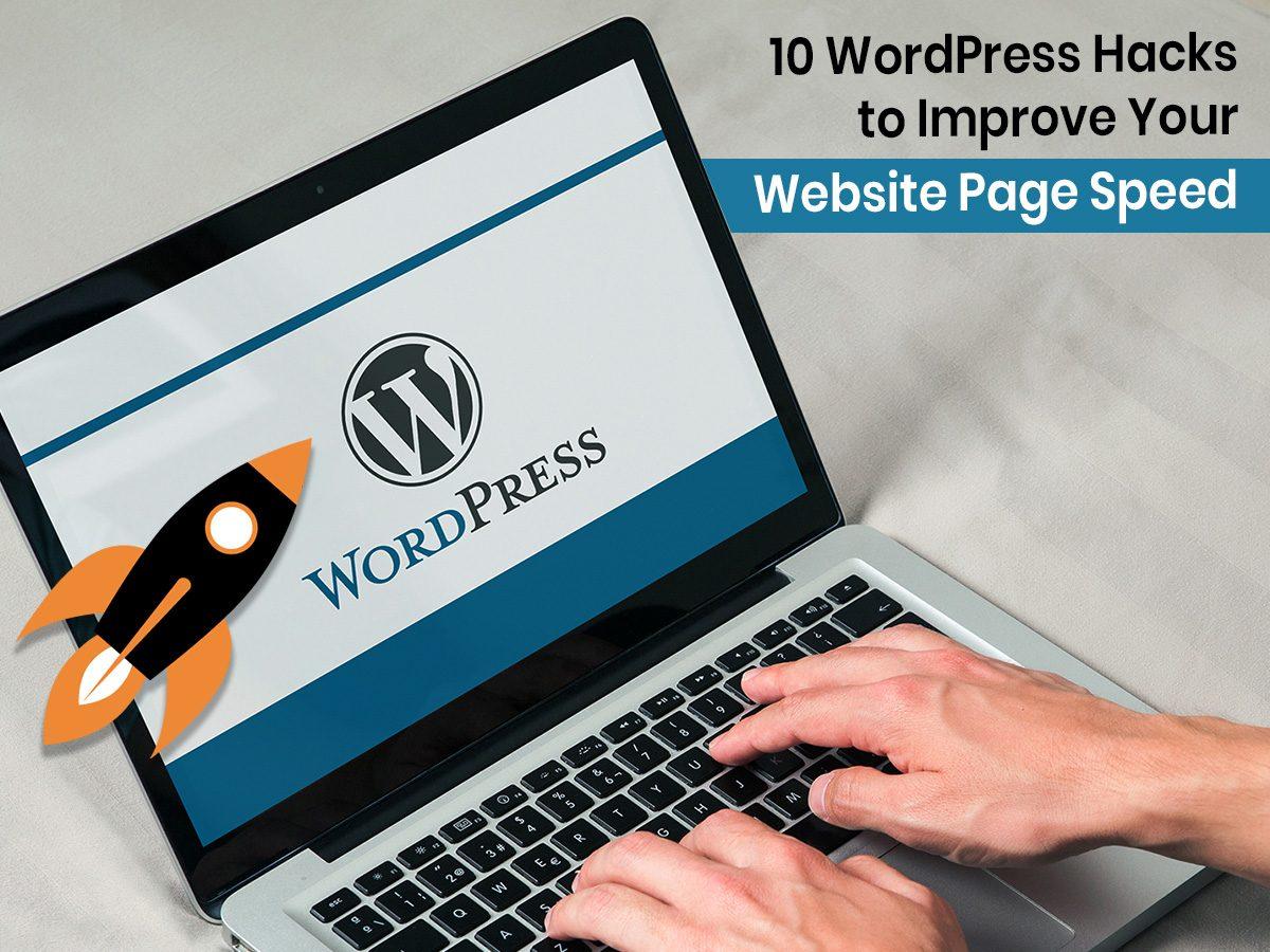 Wordpress-Website-Page-Speed Improve