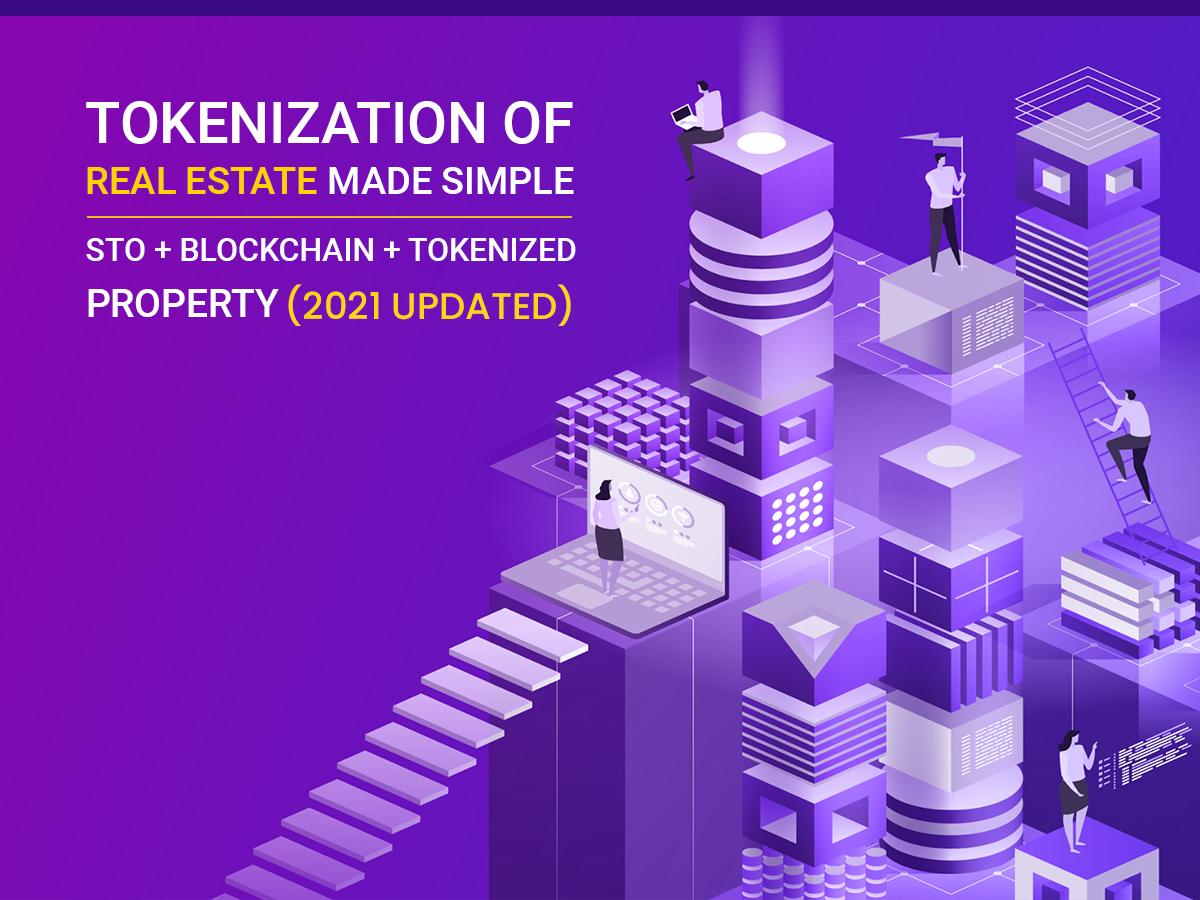 Tokenization of real estate property 2020