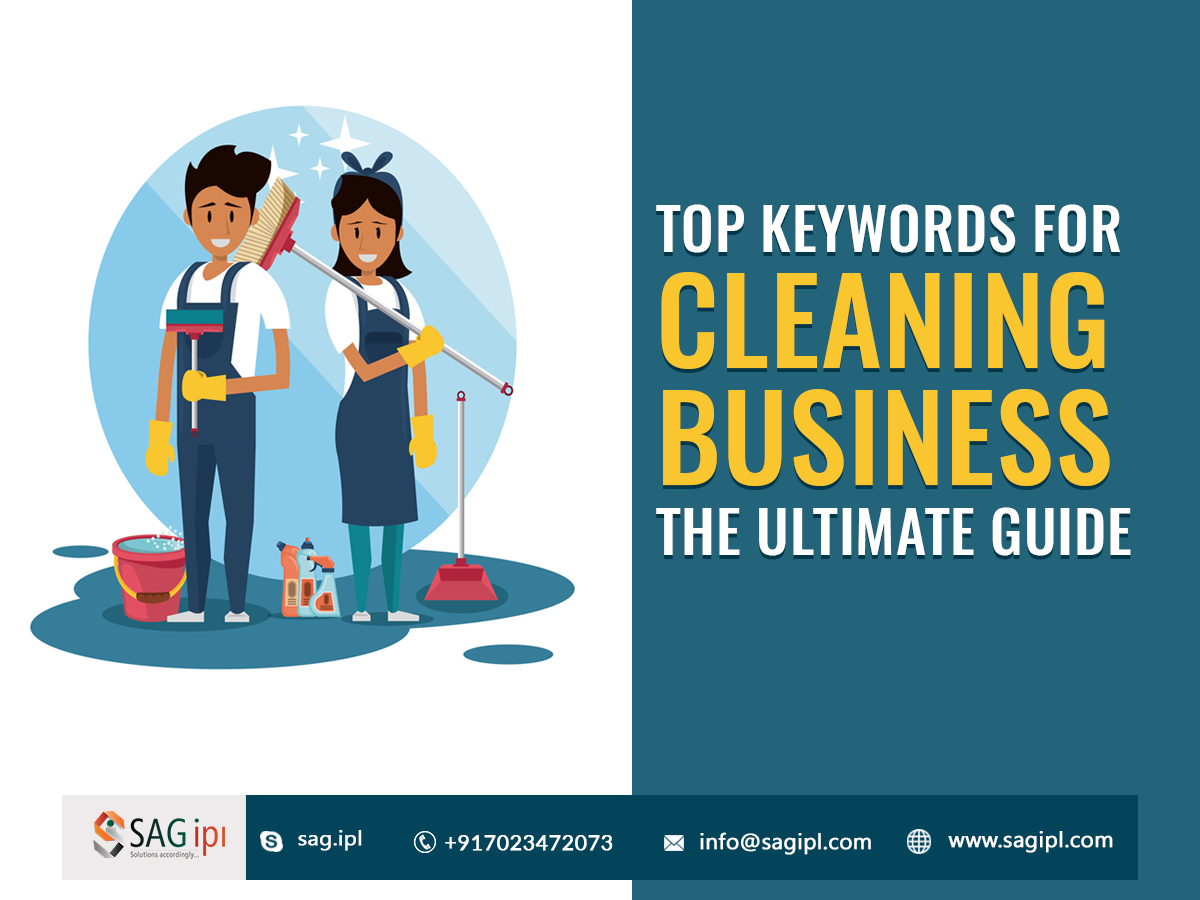 Keywords cleaning-Business