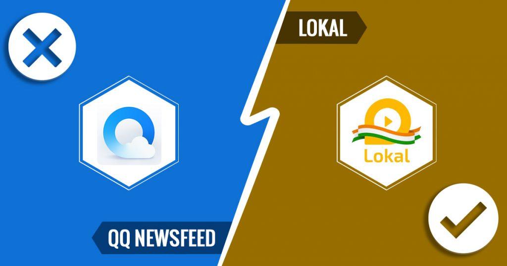 Lokal new app