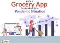 Build A Grocery App To Help People In Pandemic Situation