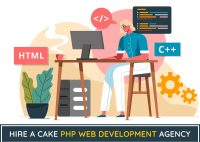 Steps for Hire a Cake PHP Web Development Agency in India