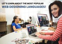 Let's Learn About The Most Popular Web Designing Languages In 2021!