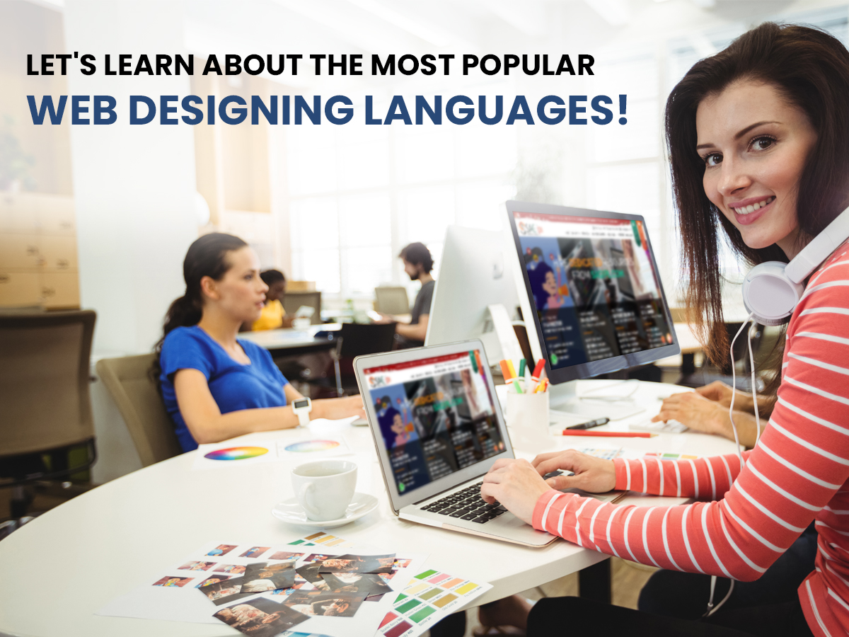 Most Popular Web Designing Languages