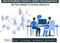 Decentralized Finance (DeFi) Development – All You Need To Know About It